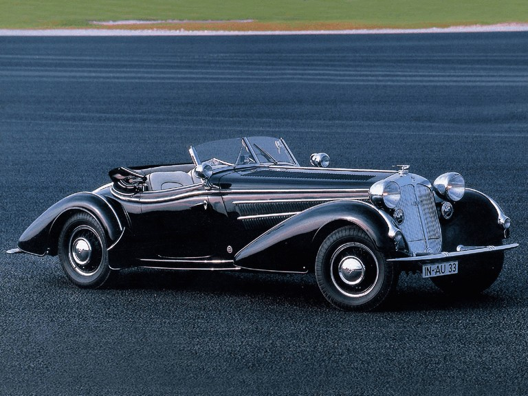 1938 Horch 855 special roadster 316341