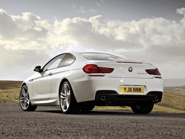 2011 BMW 640d ( F12 ) M Sport package - UK version 316351