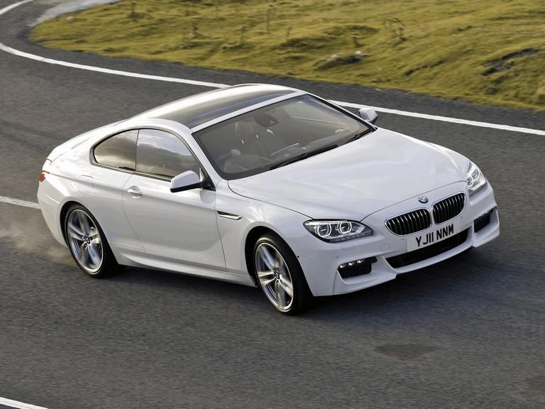 2011 BMW 640d ( F12 ) M Sport package - UK version 316355