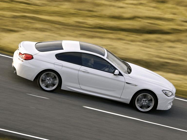 2011 BMW 640d ( F12 ) M Sport package - UK version 316356