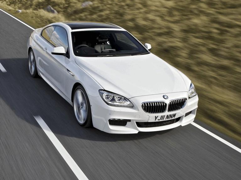 2011 BMW 640d ( F12 ) M Sport package - UK version 316358