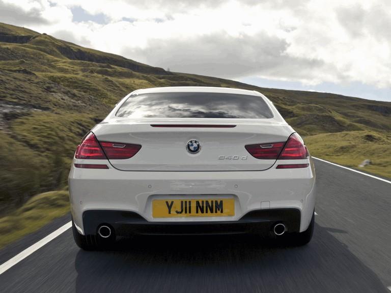 2011 BMW 640d ( F12 ) M Sport package - UK version 316360