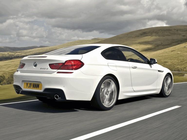 2011 BMW 640d ( F12 ) M Sport package - UK version 316363
