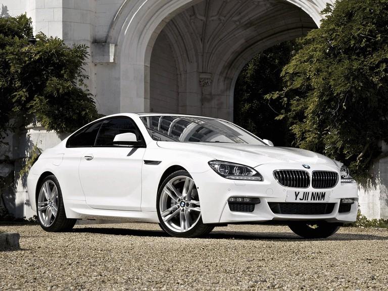 2011 BMW 640d ( F12 ) M Sport package - UK version 316364