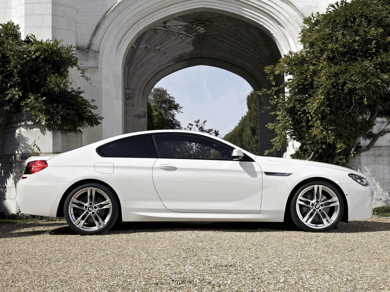 2011 BMW 640d ( F12 ) M Sport package - UK version 316365