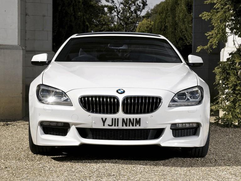 2011 BMW 640d ( F12 ) M Sport package - UK version 316367