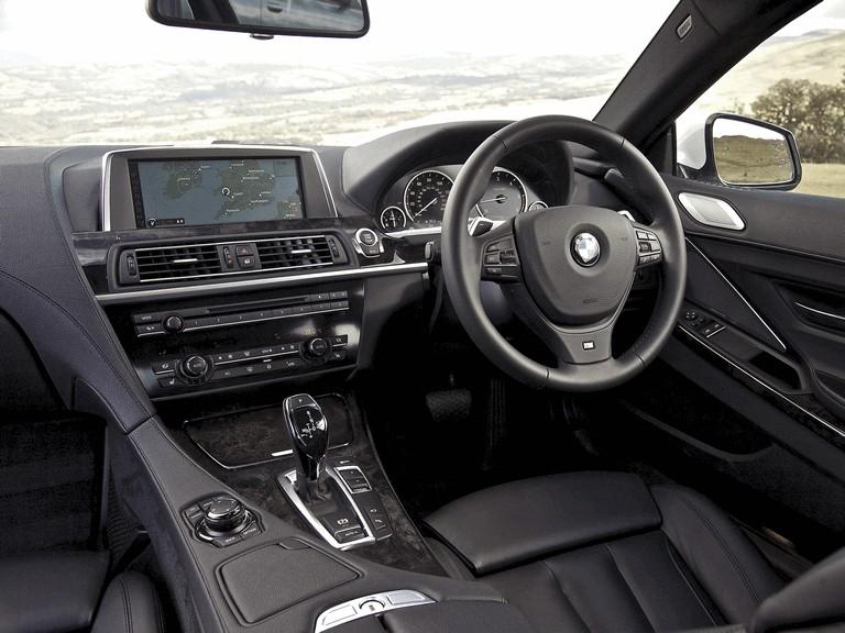 2011 BMW 640d ( F12 ) M Sport package - UK version 316372