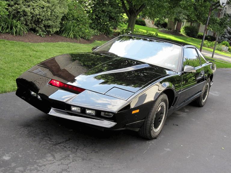 1982 Pontiac Firebird Trans Am K I T T Free High Resolution Car Images