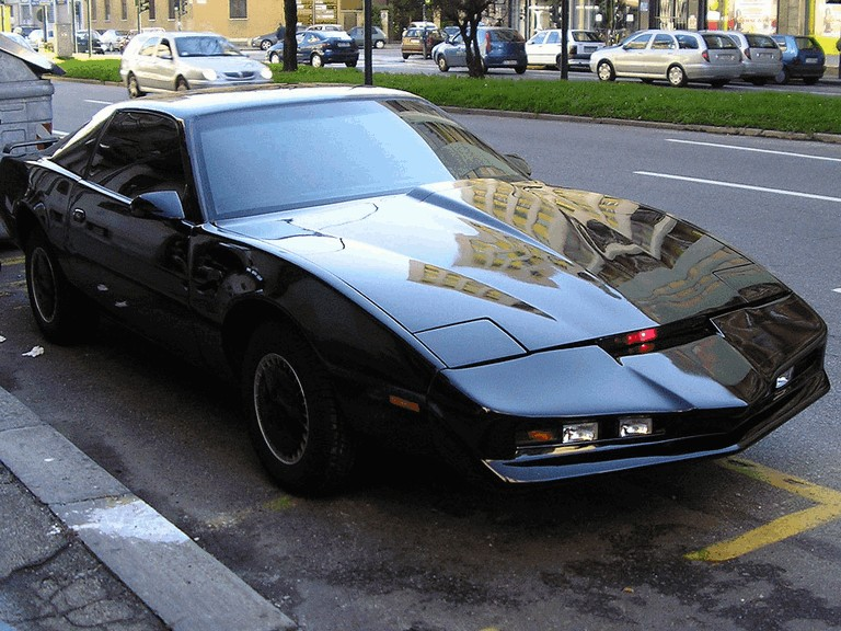 1982 Pontiac Firebird Trans Am K I T T 316380 Best Quality Free High Resolution Car Images Mad4wheels