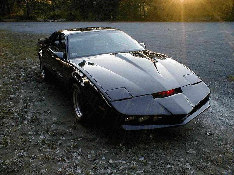 Pontiac firebird trans am 1982