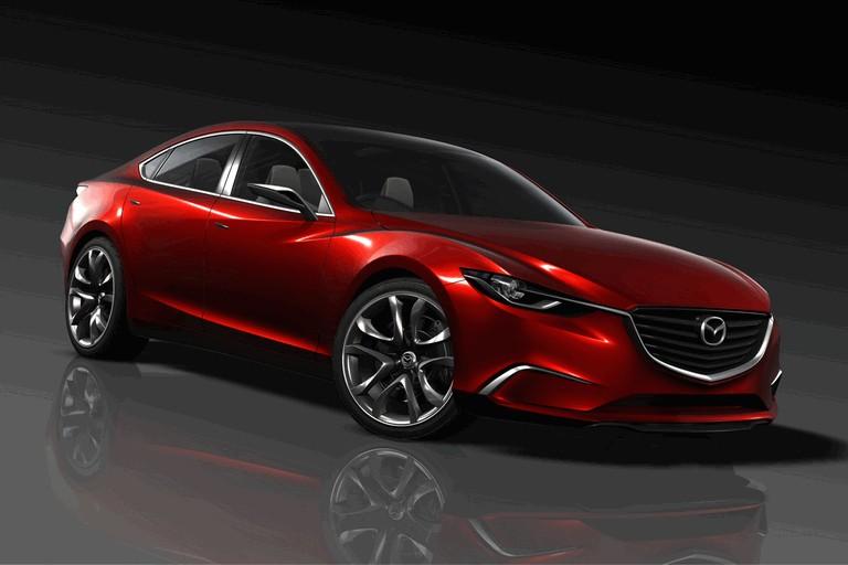 2011 Mazda Takeri concept 333279