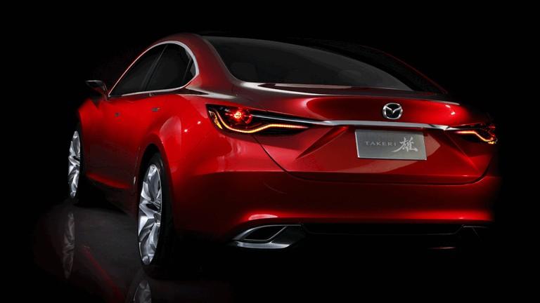 2011 Mazda Takeri concept 333285