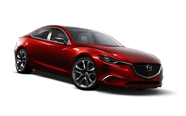 2011 Mazda Takeri concept 333291