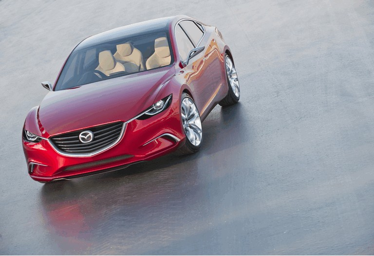 2011 Mazda Takeri concept 333301