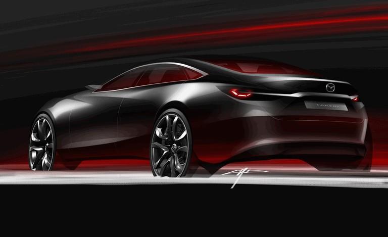 2011 Mazda Takeri concept 333389
