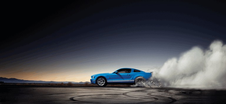 2012 Ford Shelby GT500 319490