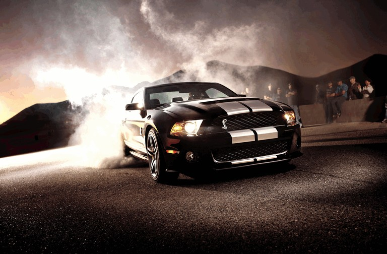 2012 Ford Shelby GT500 319492