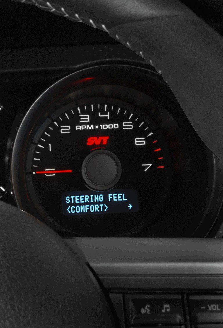 2012 Ford Shelby GT500 319503