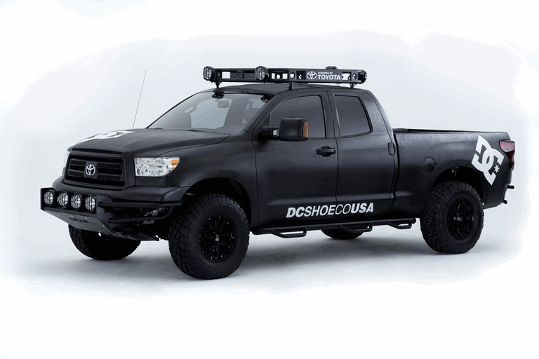 2011 Toyota Ultimate Motocross Truck ( based on Toyota Tundra double cab ) 319767