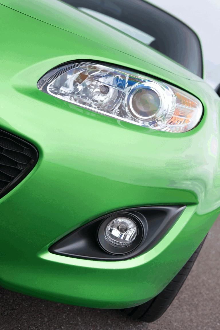 2011 Mazda MX-5 sport black - UK version 319900