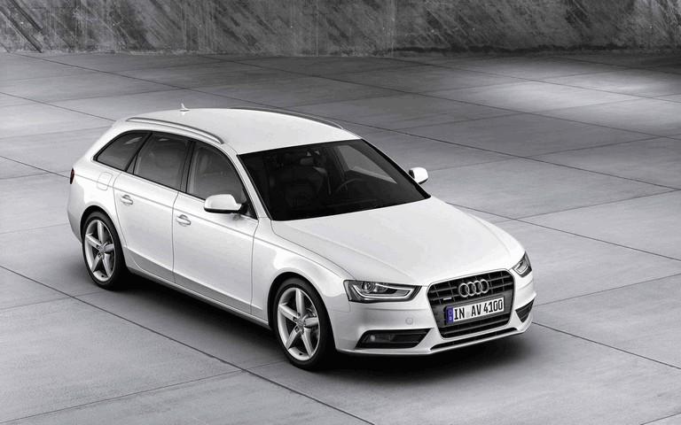 2012 Audi A4 Avant 319908