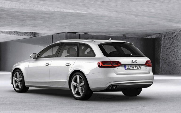 2012 Audi A4 Avant 319911