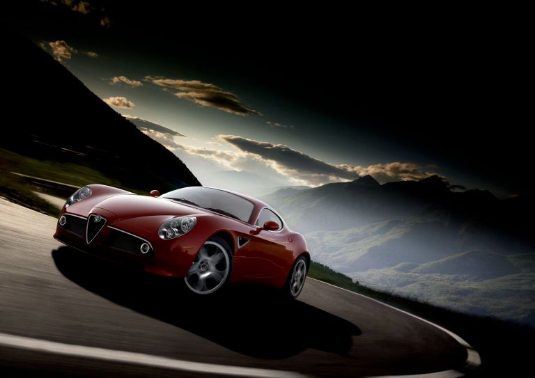 2006 Alfa Romeo 8C Competizione 534365