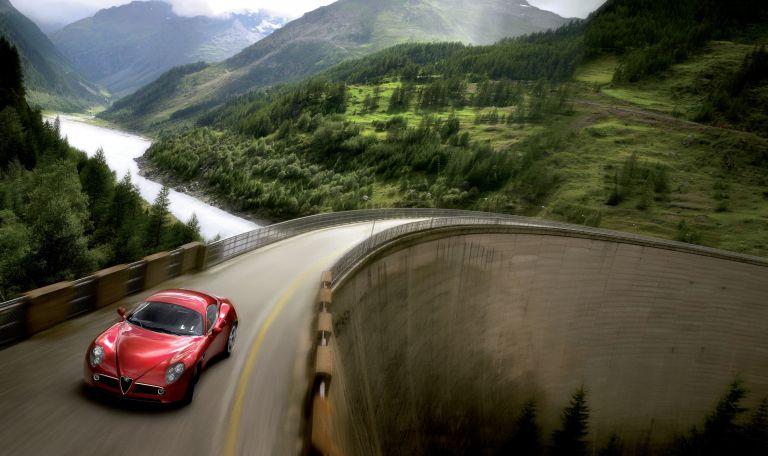 2006 Alfa Romeo 8C Competizione 534366