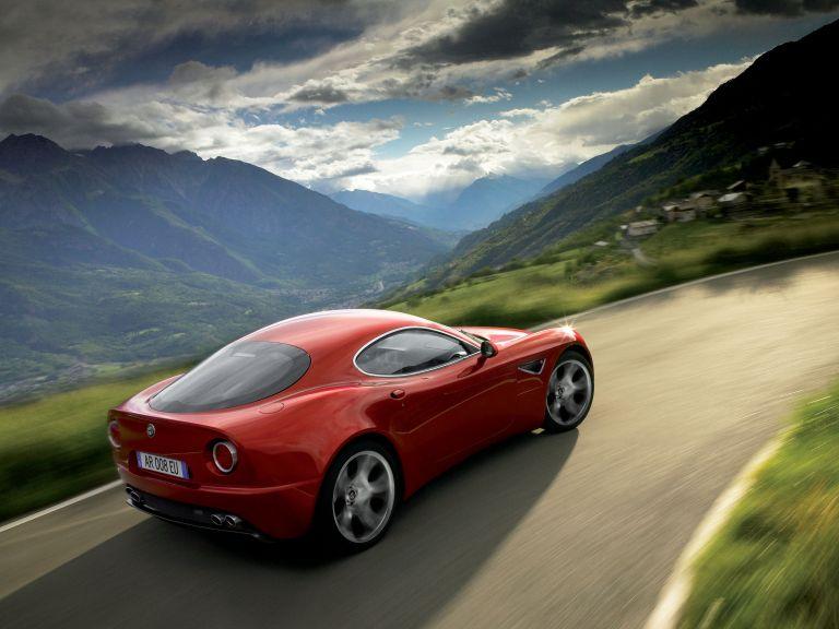 2006 Alfa Romeo 8C Competizione 534369