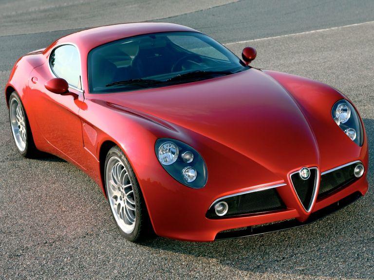 2006 Alfa Romeo 8C Competizione 534375