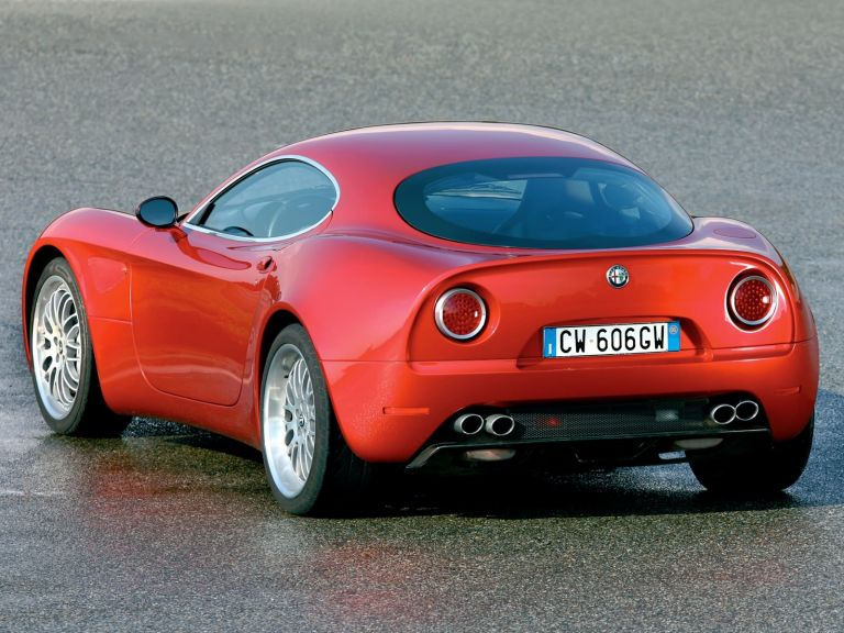 2006 Alfa Romeo 8C Competizione 534379