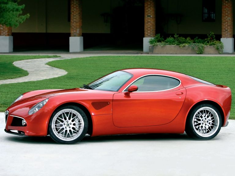 2006 Alfa Romeo 8C Competizione 534382