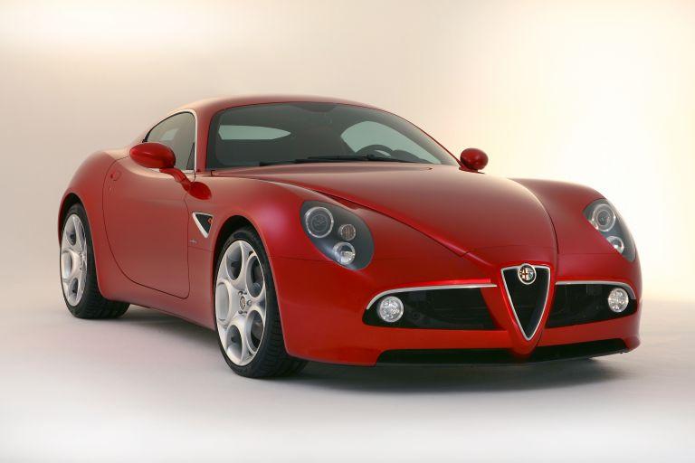 2006 Alfa Romeo 8C Competizione 534390