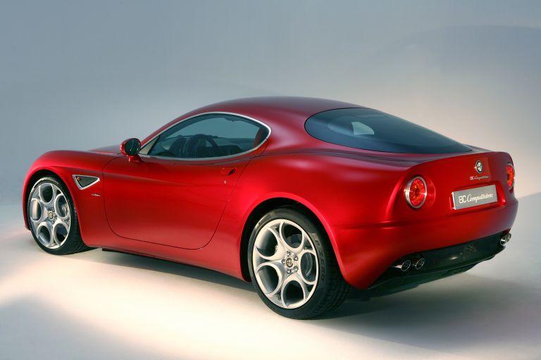 2006 Alfa Romeo 8C Competizione 534395