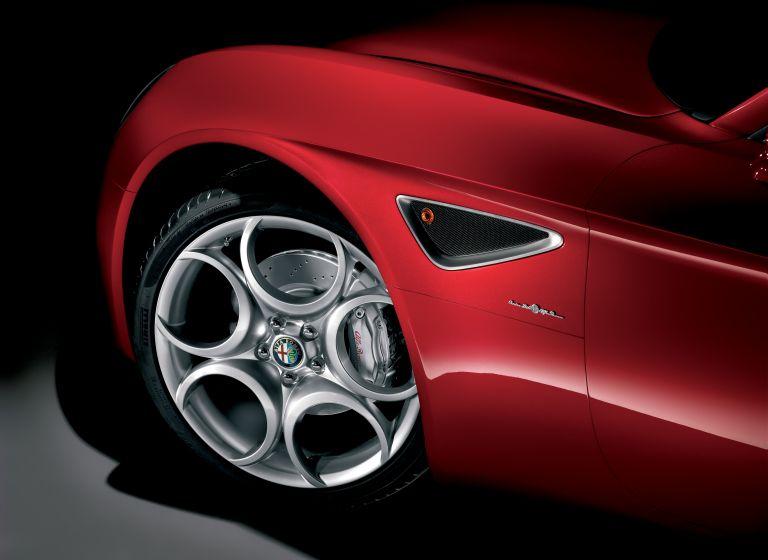 2006 Alfa Romeo 8C Competizione 534396