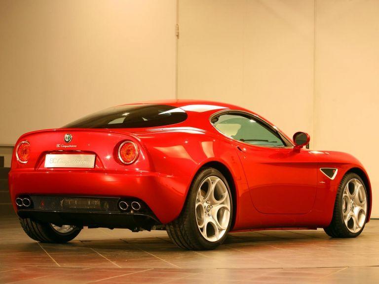 2006 Alfa Romeo 8C Competizione 534407