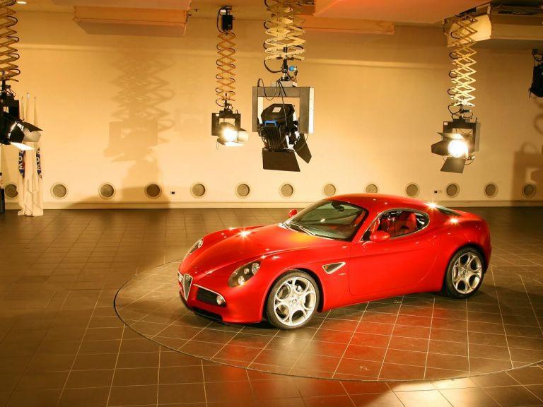 2006 Alfa Romeo 8C Competizione 534408