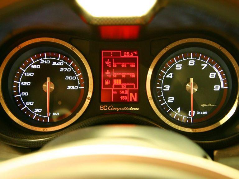 2006 Alfa Romeo 8C Competizione 534417