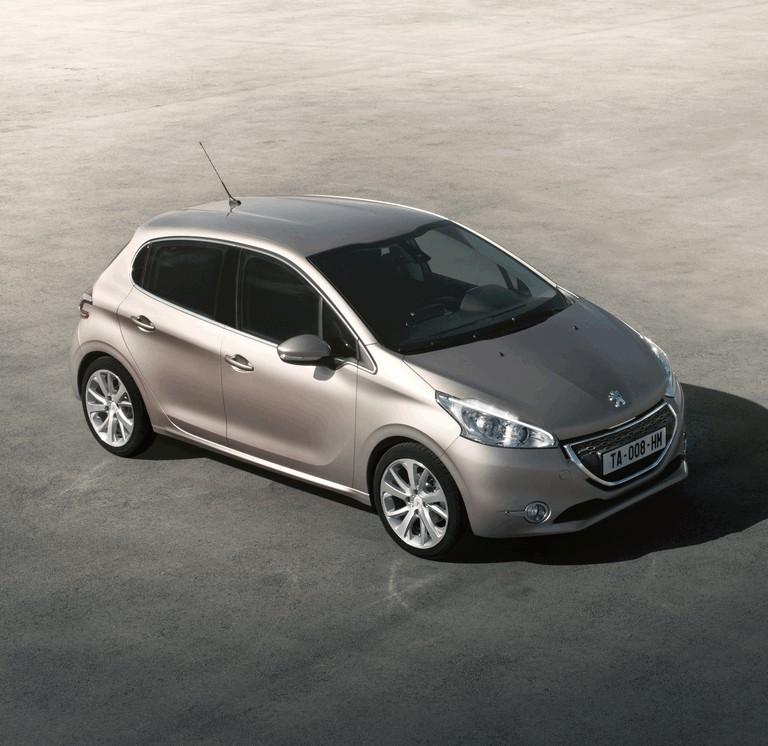 2011 Peugeot 208 5-door 338692