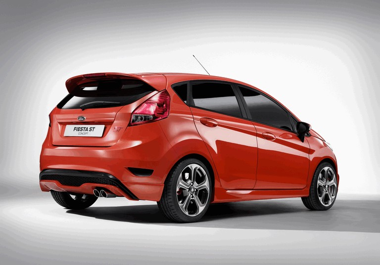 2011 Ford Fiesta ST concept 336939