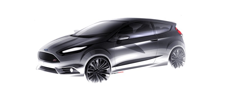 2011 Ford Fiesta ST concept 336965