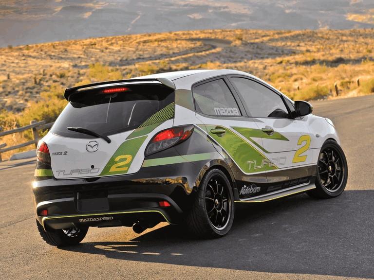 2011 Mazda 2 turbo by Mazdaspeed 320694