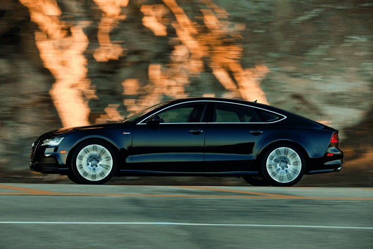 2012 Audi A7 3.0 TFSI - USA version 321124