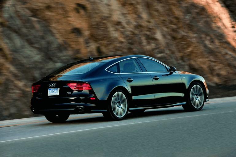 2012 Audi A7 3.0 TFSI - USA version 321125