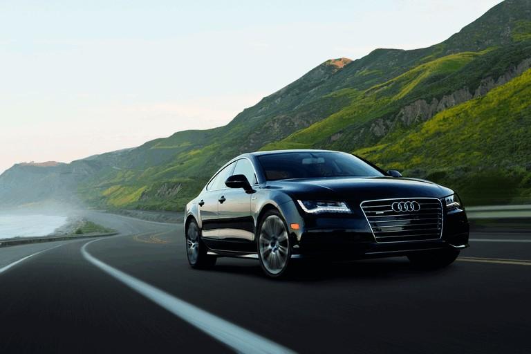 2012 Audi A7 3.0 TFSI - USA version 321127