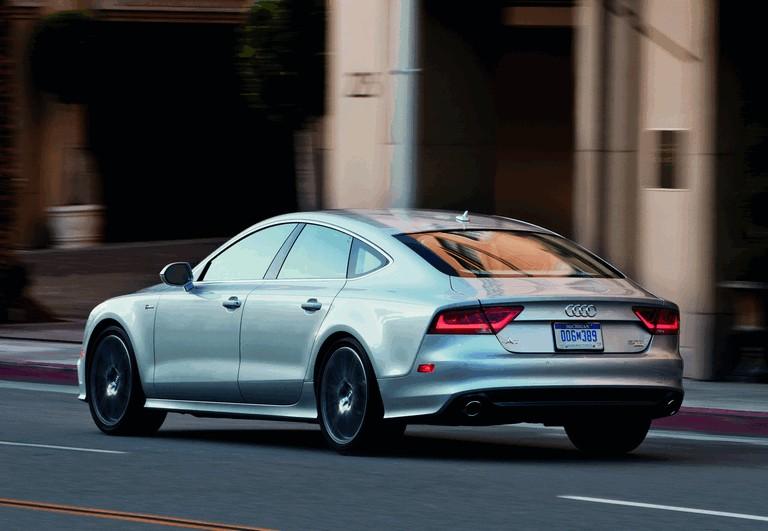 2012 Audi A7 3.0 TFSI - USA version 321135