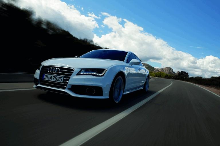 2012 Audi A7 3.0 TFSI - USA version 321146