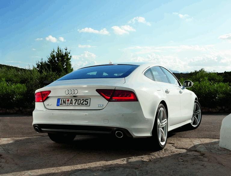 2012 Audi A7 3.0 TFSI - USA version 321149