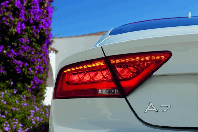 2012 Audi A7 3.0 TFSI - USA version 321150