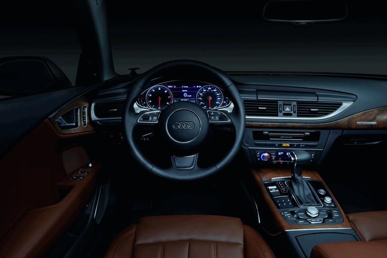 2012 Audi A7 3.0 TFSI - USA version 321154